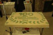 100 év torta